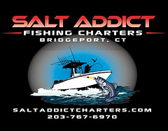 Salt Addict Fishing Charters logo